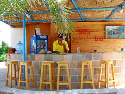 Ägypten 2009 - Pensee Azur bei Red Sea Divers